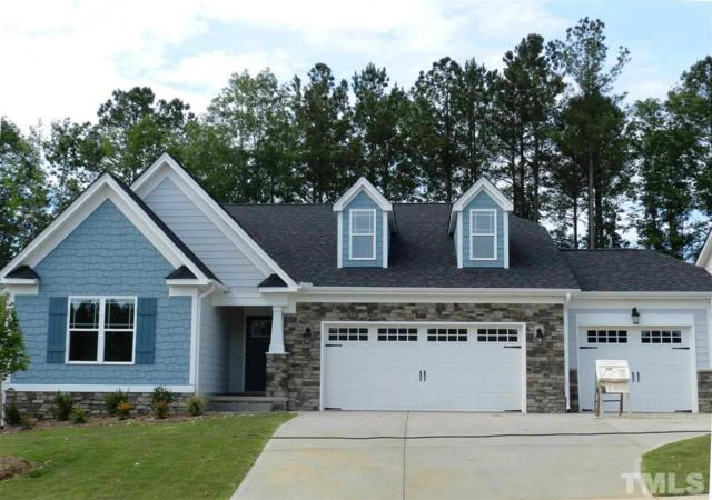 127 Unique Place, Garner, NC 27529 (#2256687) :: Rachel Kendall Team