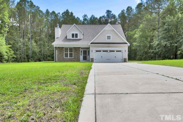 72 Deer Track Road, Lillington, NC 27546 (#2256708) :: M&J Realty Group
