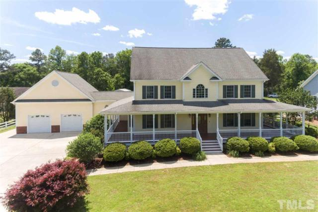 13817 Bold Run Hill Road, Wake Forest, NC 27587 (#2256730) :: Marti Hampton Team - Re/Max One Realty