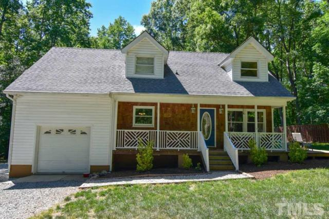 620 Willie Gray Road, Timberlake, NC 27583 (#2256757) :: M&J Realty Group
