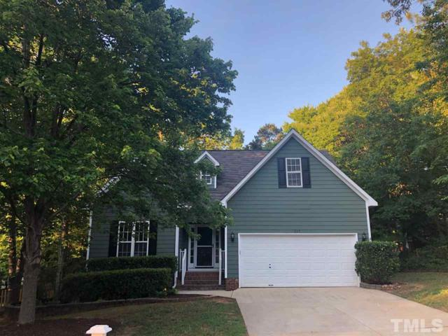 117 Harvester Drive, Holly Springs, NC 27540 (#2256759) :: The Results Team, LLC
