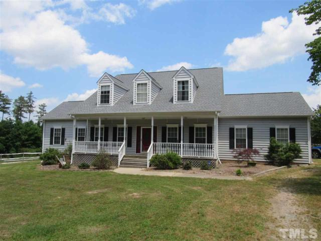 85 Rabbit Hare Drive, New Hill, NC 27562 (#2256764) :: M&J Realty Group