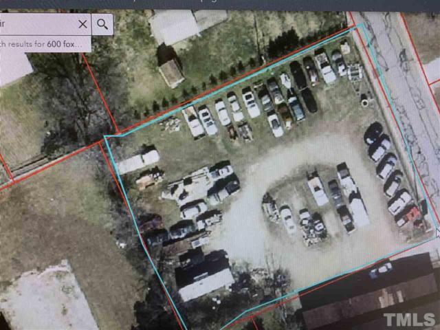 223 W Gordon Street, Roxboro, NC  (#2256774) :: M&J Realty Group