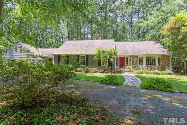 284 Highview Drive, Chapel Hill, NC 27517 (#2256815) :: The Perry Group