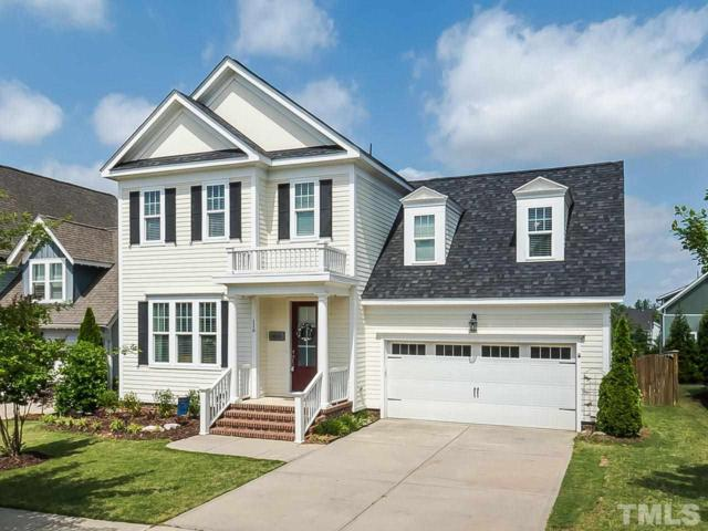 116 Mearleaf Place, Holly Springs, NC 27540 (#2256834) :: The Results Team, LLC