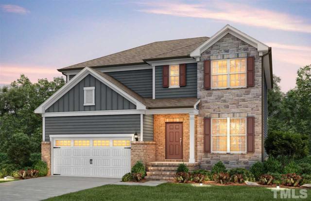 417 Greenmoor Path Gm Lot 3, Apex, NC 27523 (#2256924) :: RE/MAX Real Estate Service