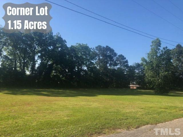 0 S 8th Street, Lillington, NC 27546 (#2256960) :: Marti Hampton Team - Re/Max One Realty