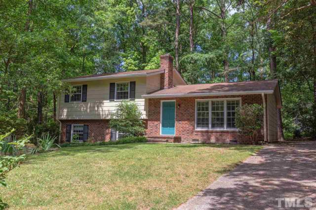 502 Landerwood Lane, Chapel Hill, NC 27517 (#2256979) :: M&J Realty Group