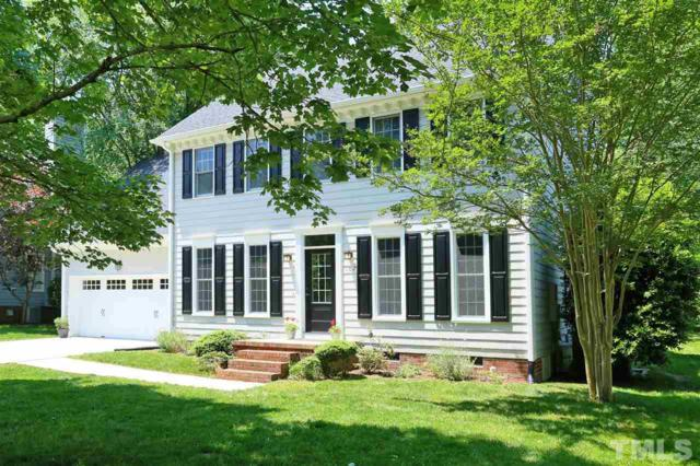 107 Perry Creek Drive, Chapel Hill, NC 27514 (#2257048) :: M&J Realty Group