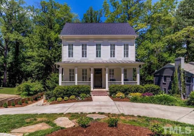 2813 Rothgeb Drive, Raleigh, NC 27609 (#2257054) :: M&J Realty Group