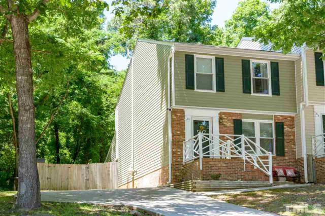 311 Glencoe Drive, Wake Forest, NC 27587 (#2257080) :: The Jim Allen Group