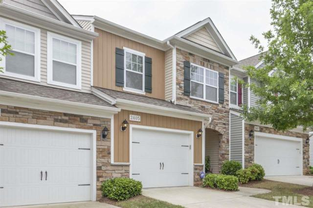 2405 Swans Rest Way, Raleigh, NC 27606 (#2257106) :: M&J Realty Group