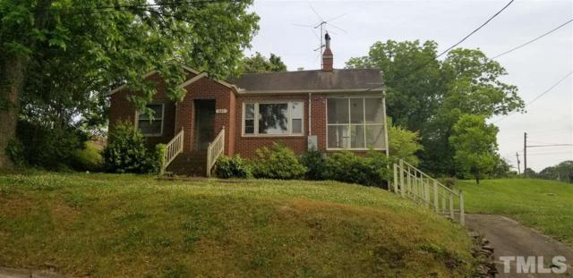 21 Trotter Street, Roxboro, NC 27573 (#2257108) :: M&J Realty Group