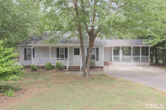 4 Cornflower Drive, Wendell, NC 27591 (#2257109) :: Raleigh Cary Realty