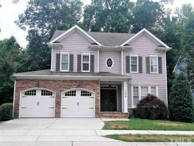 11315 Oakcroft Drive, Raleigh, NC 27614 (#2257138) :: M&J Realty Group