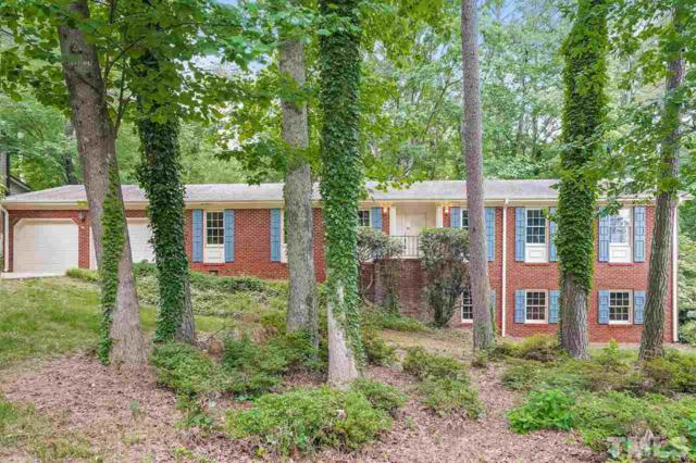 1008 Bayfield Drive, Raleigh, NC 27606 (#2257200) :: M&J Realty Group