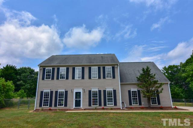 145 Deep Creek Point, Rougemont, NC 27572 (#2257215) :: M&J Realty Group