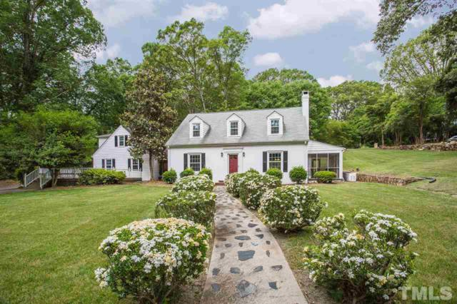 104 Laurel Hill Road, Chapel Hill, NC 27514 (#2257217) :: Rachel Kendall Team