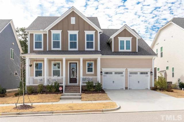 636 Old Dairy Drive, Wake Forest, NC 27587 (#2257231) :: The Jim Allen Group