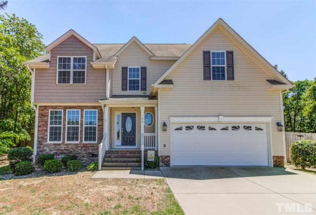 132 Sandy Tingen Court, Broadway, NC 27505 (#2257242) :: M&J Realty Group