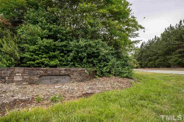 Lot 22 Buckhorn Ridge Road, Mebane, NC 27302 (#2257261) :: Morgan Womble Group