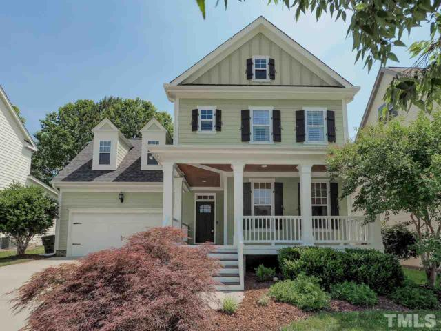 205 Streamwood Drive, Holly Springs, NC 27540 (#2257263) :: M&J Realty Group