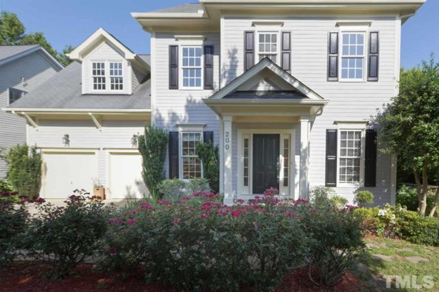 200 Edgepine Drive, Holly Springs, NC 27540 (#2257273) :: M&J Realty Group