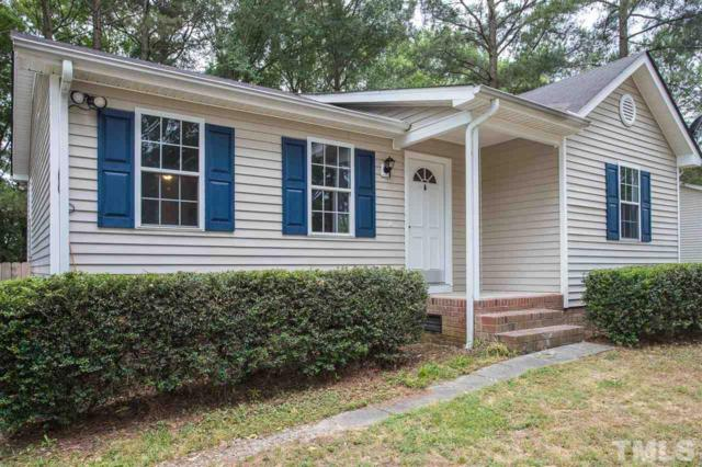 935 S Judd Parkway SE, Fuquay Varina, NC 27526 (#2257296) :: The Jim Allen Group