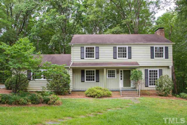 304 Laurel Hill Road, Chapel Hill, NC 27514 (#2257305) :: Morgan Womble Group