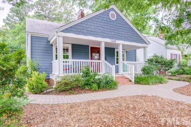 1408 Vickers Avenue, Durham, NC 27707 (#2257325) :: M&J Realty Group