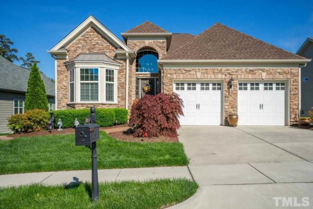 11536 Jordanus Drive, Raleigh, NC 27617 (#2257338) :: M&J Realty Group