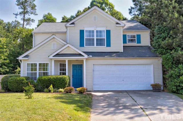 116 Tiverton Woods Drive, Holly Springs, NC 27540 (#2257342) :: Rachel Kendall Team