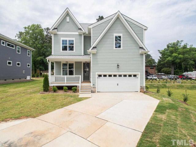5004 Centerbud Place, Raleigh, NC 27606 (#2257345) :: M&J Realty Group