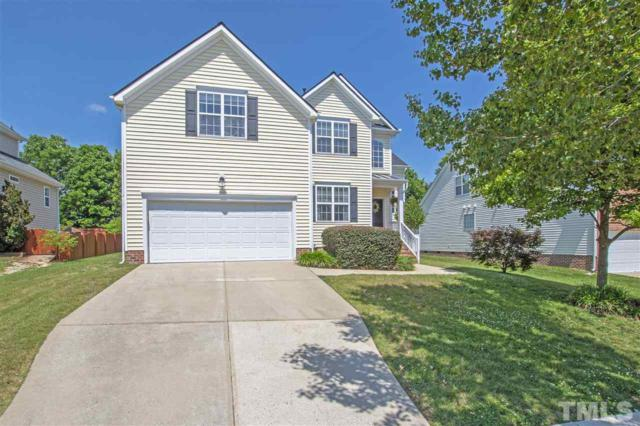 2508 Hidden Meadow Drive, Fuquay Varina, NC 27526 (#2257348) :: The Jim Allen Group