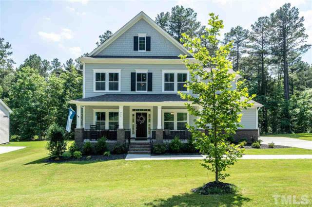 477 The Parks Drive, Pittsboro, NC 27312 (#2257368) :: The Jim Allen Group