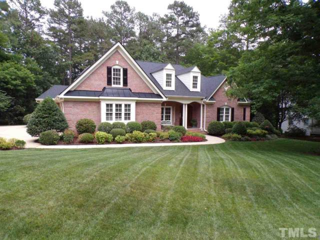 9204 Hometown Drive, Raleigh, NC 27615 (#2257381) :: Morgan Womble Group