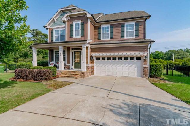 402 Marnock Court, Fuquay Varina, NC 27526 (#2257404) :: M&J Realty Group