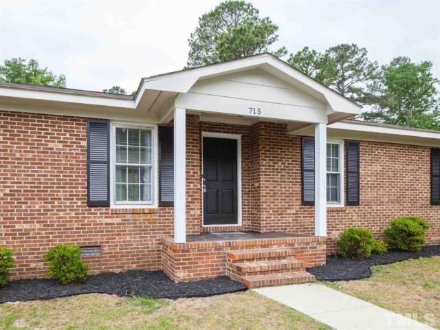 715 Dandridge Drive, Fayetteville, NC 28303 (#2257449) :: RE/MAX Real Estate Service