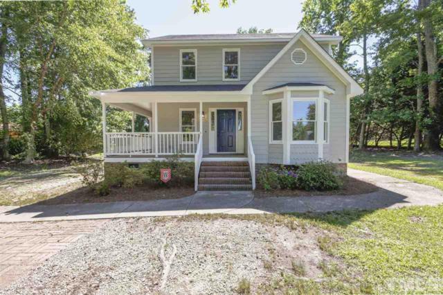 101 Pheasant Drive, Clayton, NC 27520 (#2257578) :: RE/MAX Real Estate Service