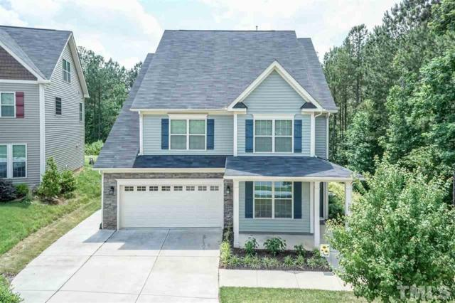 129 Ladys Mantle Lane, Holly Springs, NC 27540 (#2257620) :: The Jim Allen Group