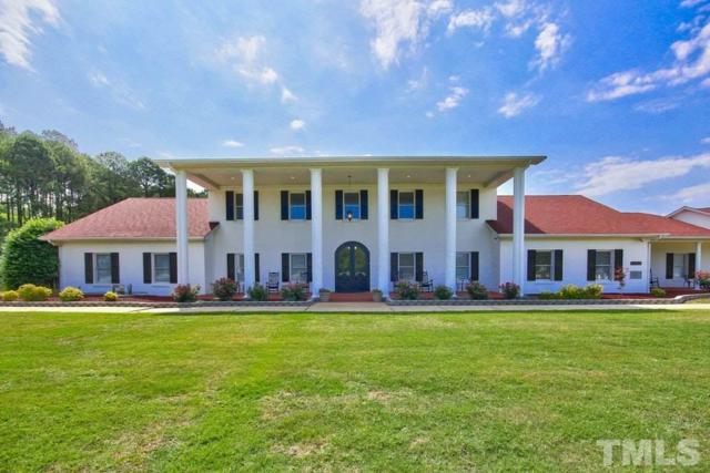 190 Campground Road, Selma, NC 27576 (#2257685) :: Marti Hampton Team - Re/Max One Realty