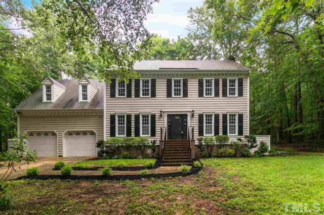 2409 Grayson Creek Drive, Wake Forest, NC 27587 (#2257704) :: M&J Realty Group