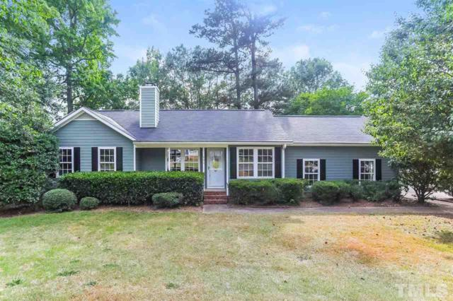 401 Hidden Cellars Drive, Holly Springs, NC 27540 (#2257871) :: Raleigh Cary Realty