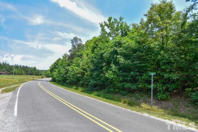 9.14 acres High Plains Road, Roxboro, NC 27574 (#2257889) :: The Jim Allen Group