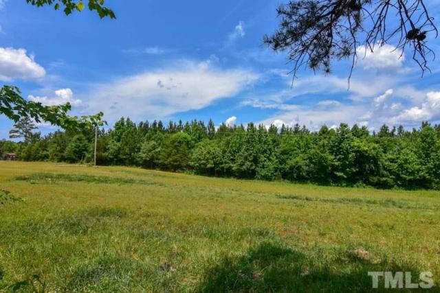 4.92 acres High Plains Road, Roxboro, NC 27574 (#2257891) :: The Jim Allen Group