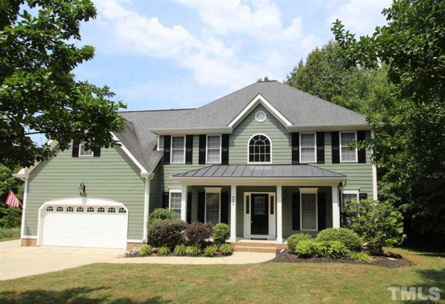 9009 Annonhill Street, Wake Forest, NC 27587 (#2257936) :: The Jim Allen Group