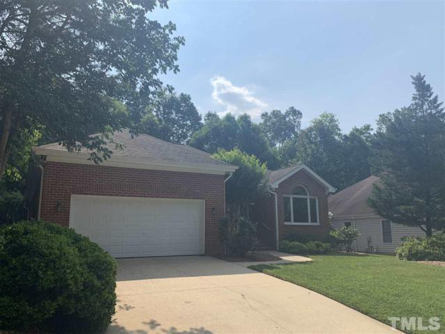 105 Helmsdale Drive, Chapel Hill, NC 27517 (#2257985) :: Raleigh Cary Realty