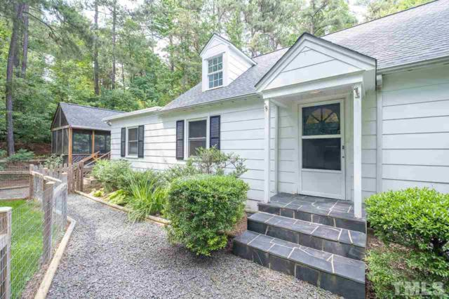 1004 Mt Carmel Church Road, Chapel Hill, NC 27517 (#2258124) :: Morgan Womble Group