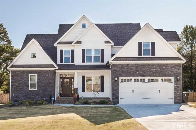 110 Kenneth Lane, Willow Spring(s), NC 27592 (#2258125) :: Morgan Womble Group