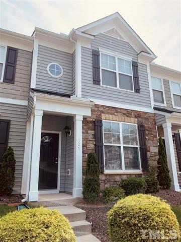 100 Stratford Lakes Drive #125, Durham, NC 27713 (#2258191) :: Real Estate By Design